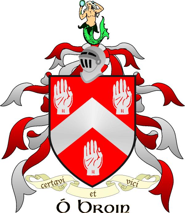 Byrne Crest