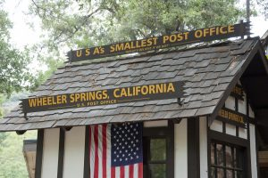 Wheeler Springs SR 33 California