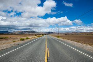 open road sr 33 near ventucopa