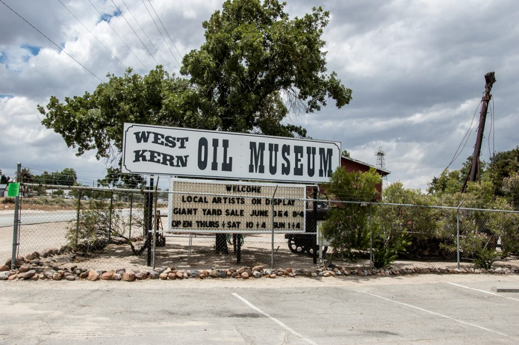 oil museum sr 33