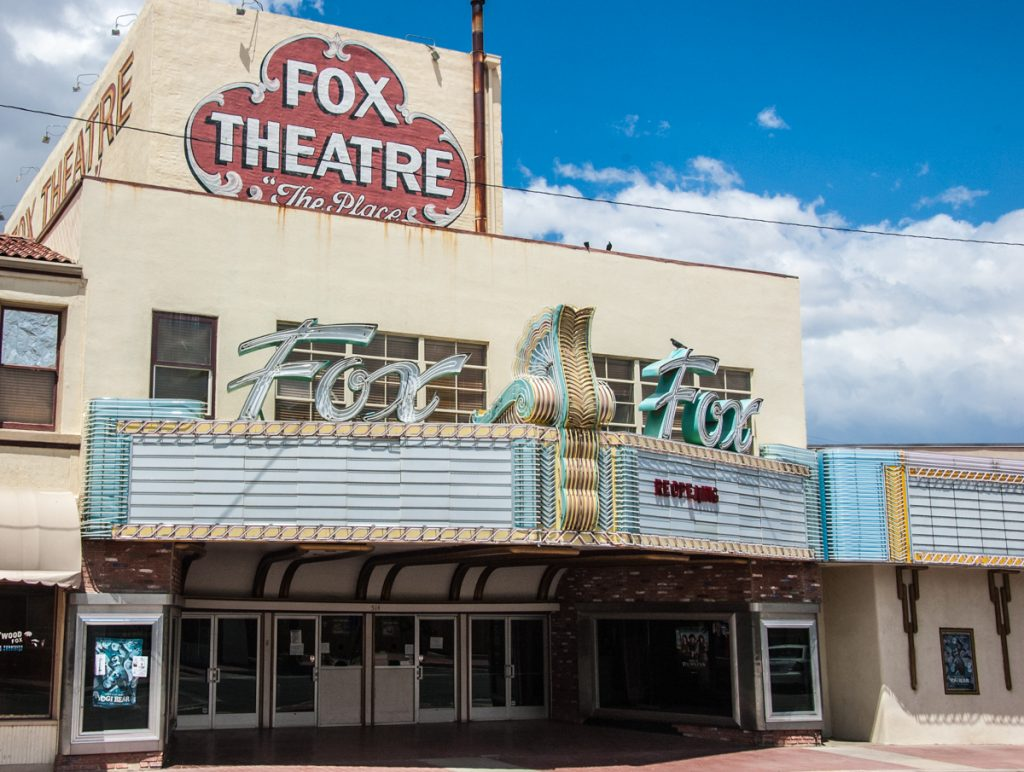 taft fox theater