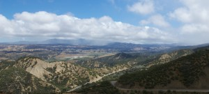 Pine Mountain Summit, CA SR 33