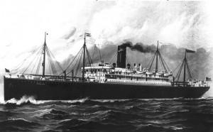 SS Mongolia