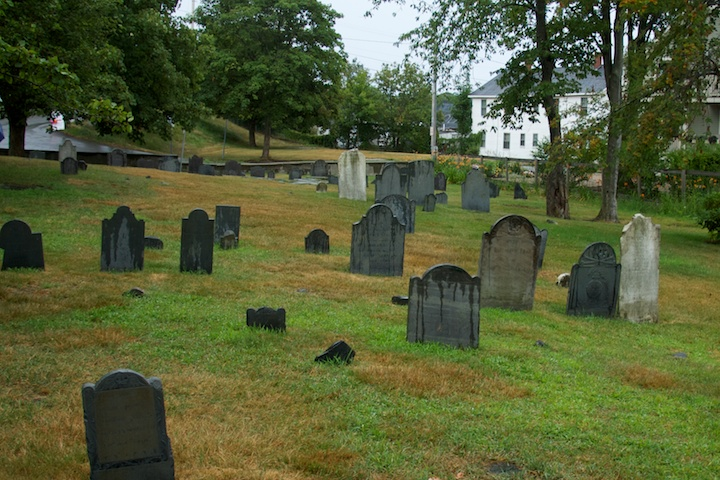 point of graves cemetery