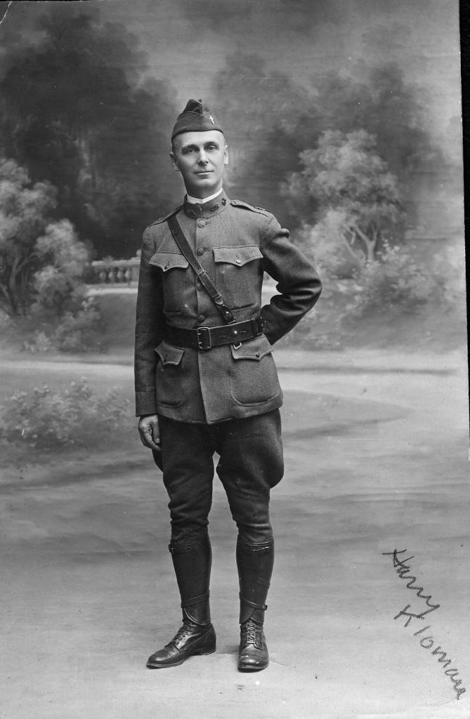 Henry Felix Kloman