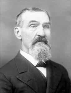 Levi Austin circa 1880